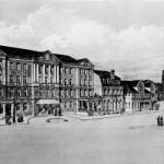 Nordischer Hof, als Hotel errichtet, seit 1919 von der Regierung genutzt