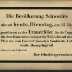 Serie zur Stadtgeschichte Schwerins (Teil 11)